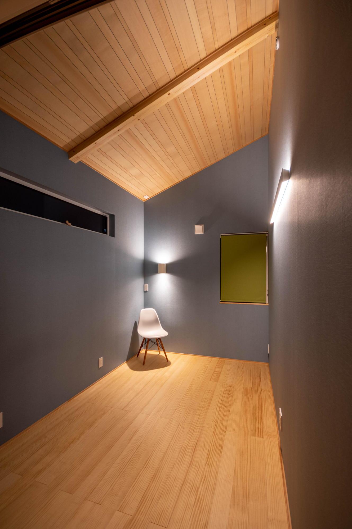 HN邸 完成写真 寝室2